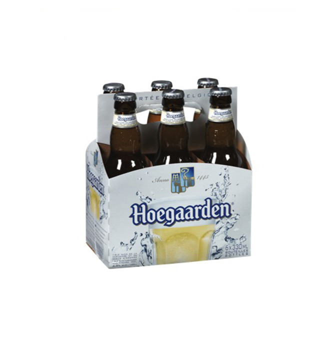 Hoegaarden 6x 330ml