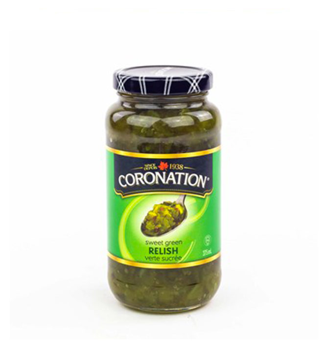 Relish Coronation 375ml