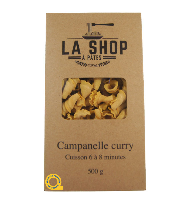 Campanelle curry 500g