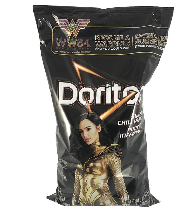 Doritos Piment Infernal 255g