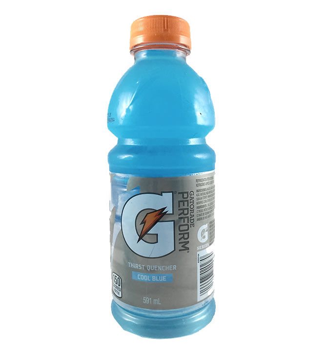 Gatorade Bleu Cool 591 ml