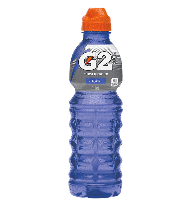 Gatorade G2 Raisin 710 ml
