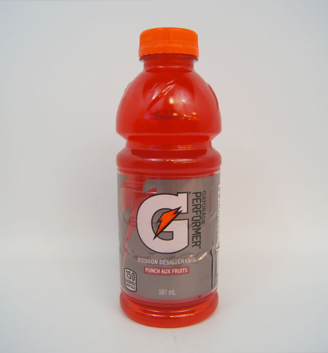 Gatorade Punch aux Fruits 591ml