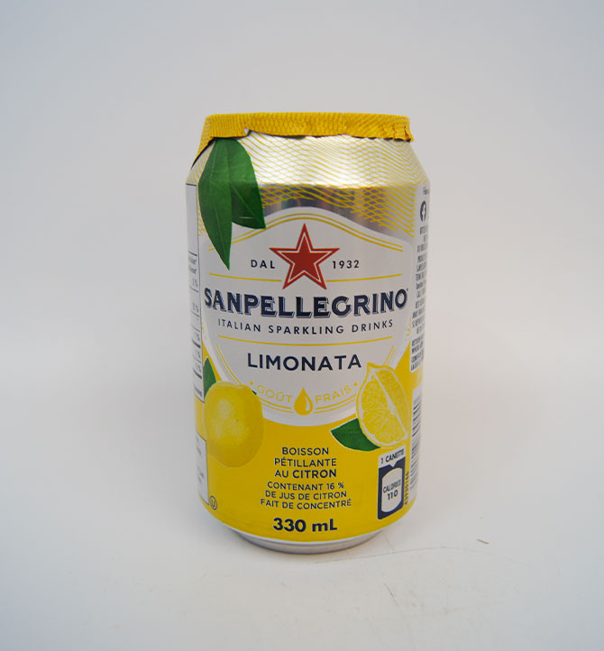 San Pellegrino Citron 330ml