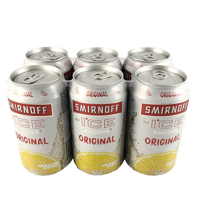 Smirnoff ice original 6x355ml