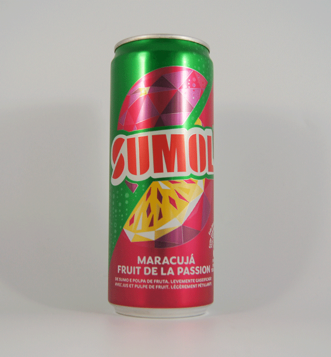 Sumol fruit de la passion