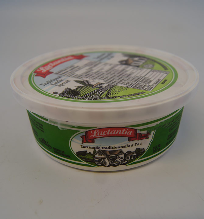 Tartinade traditionnelle à l'ail